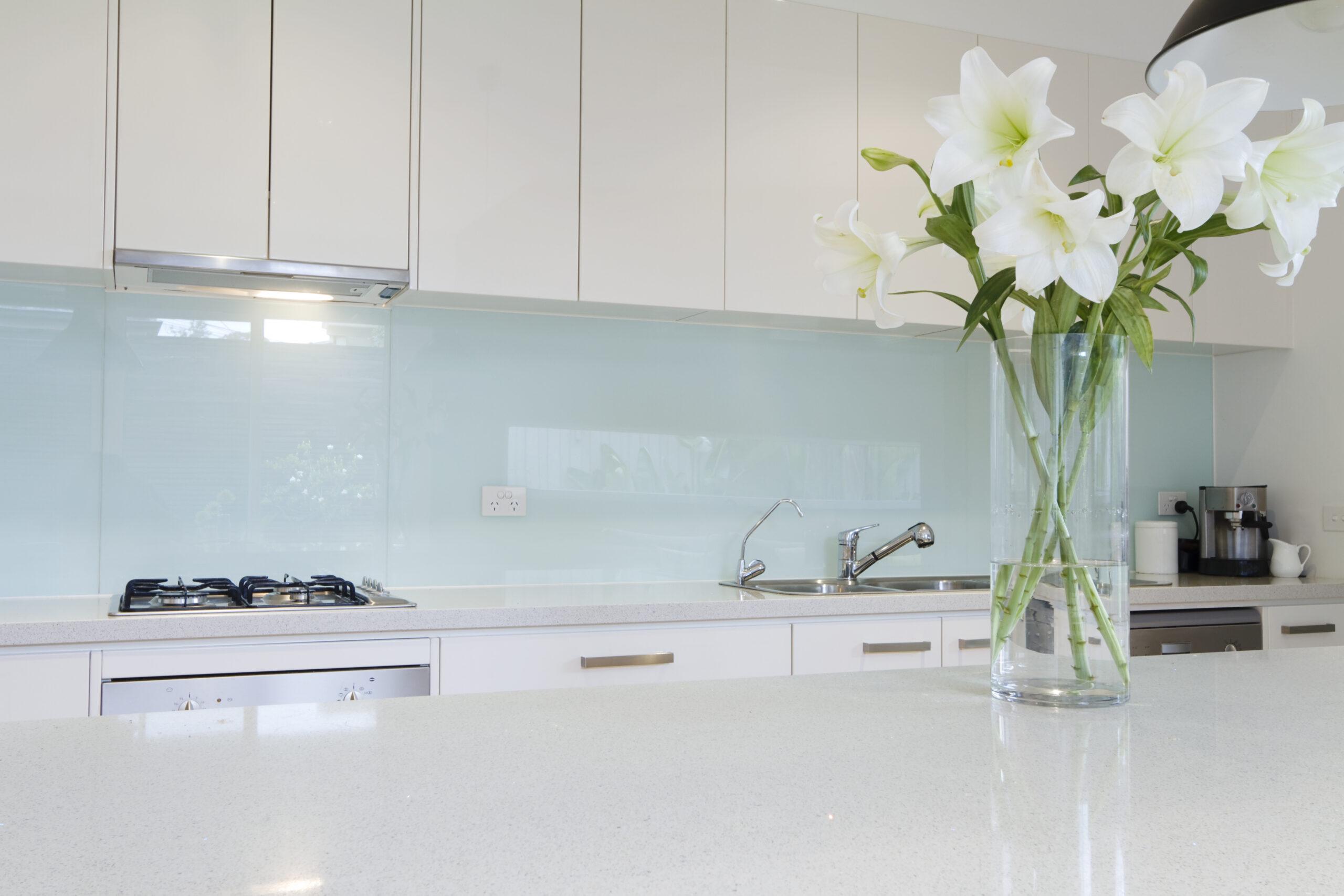 Küchenrückwand aus Glas kaufen