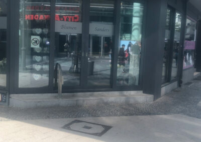 Schaufensteranlagen Wuppertal