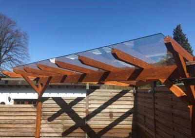 Carport Glas